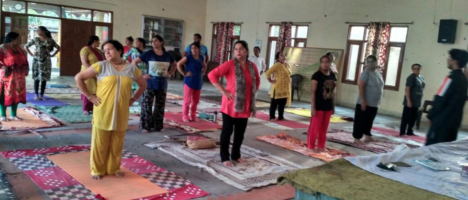 Yoga Classes- At Divine Wellness!