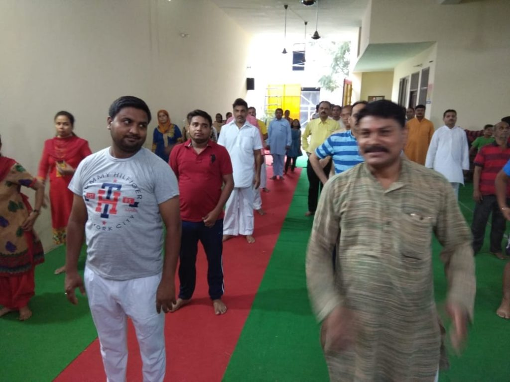 Yoga Classes at Mohali and Nearby